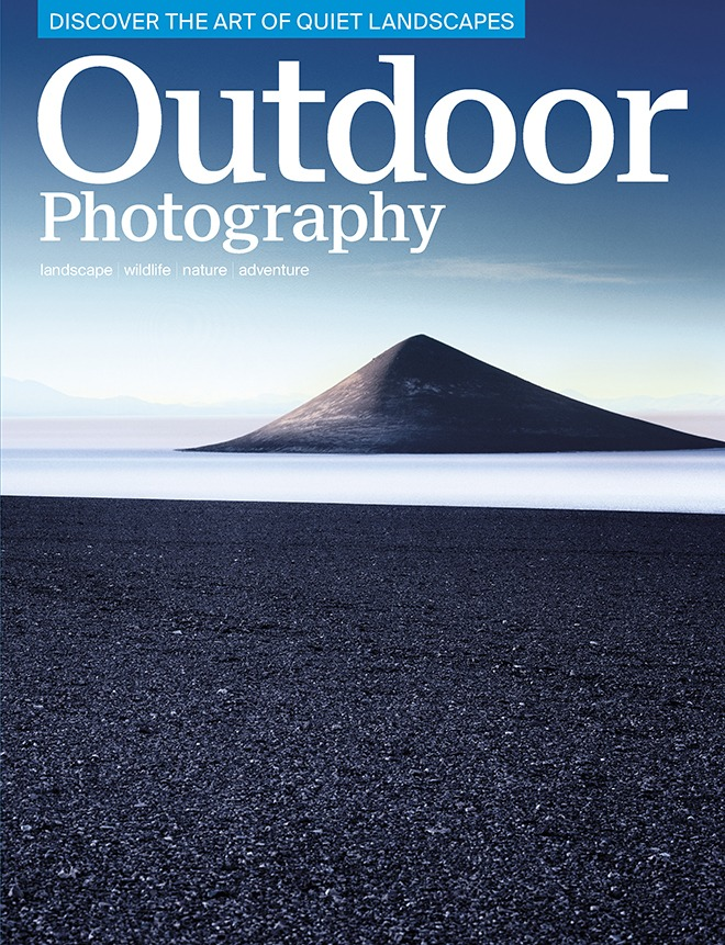 Outdoor Photography's January issue