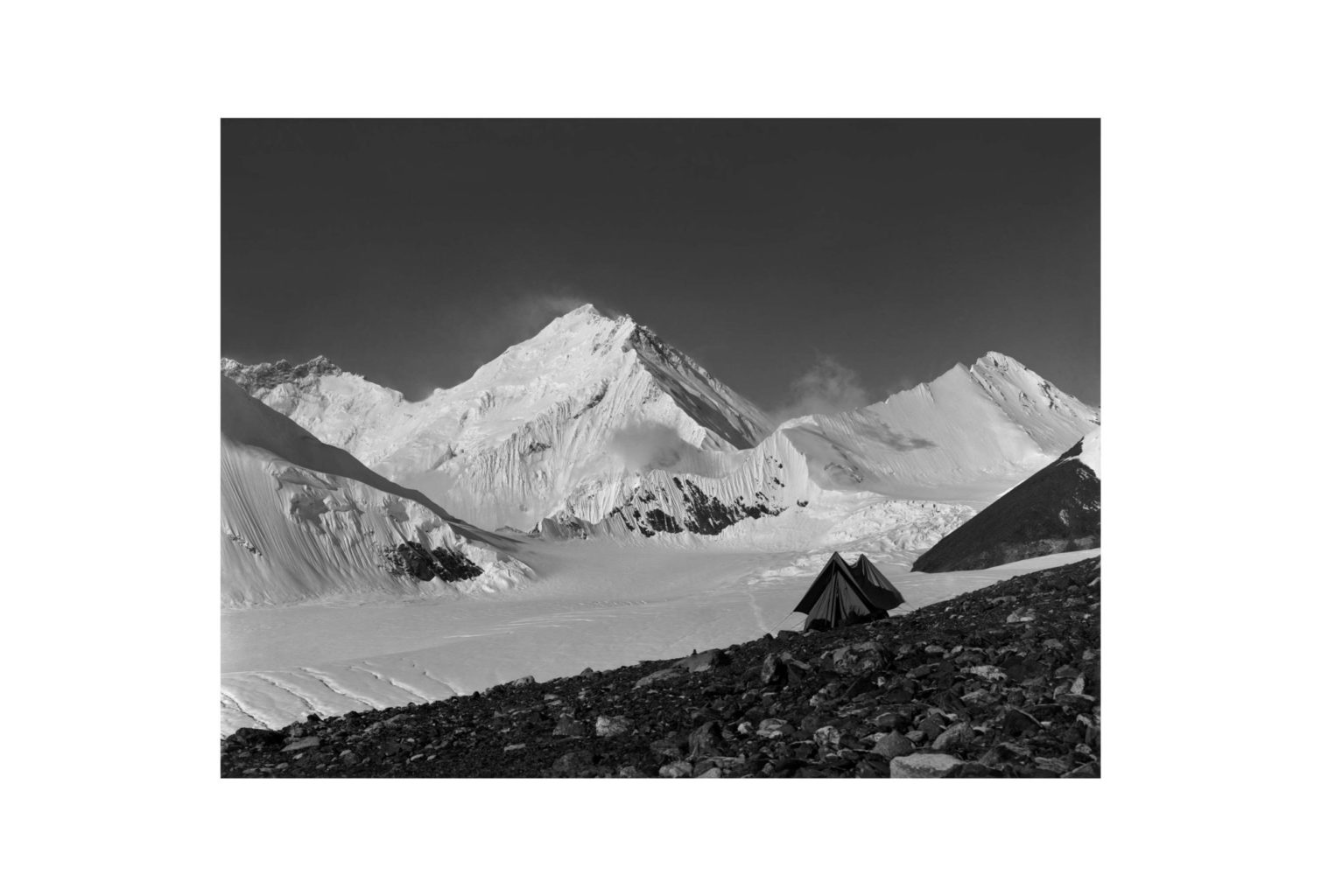 Newly digitised prints of 1921 Everest expedition with George Mallory unveiled