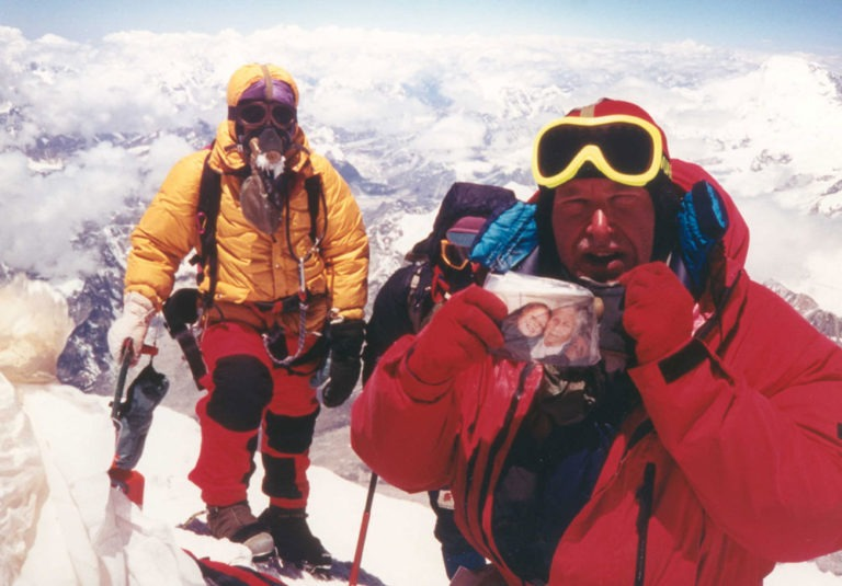 An Evening with Alan Hinkes OBE