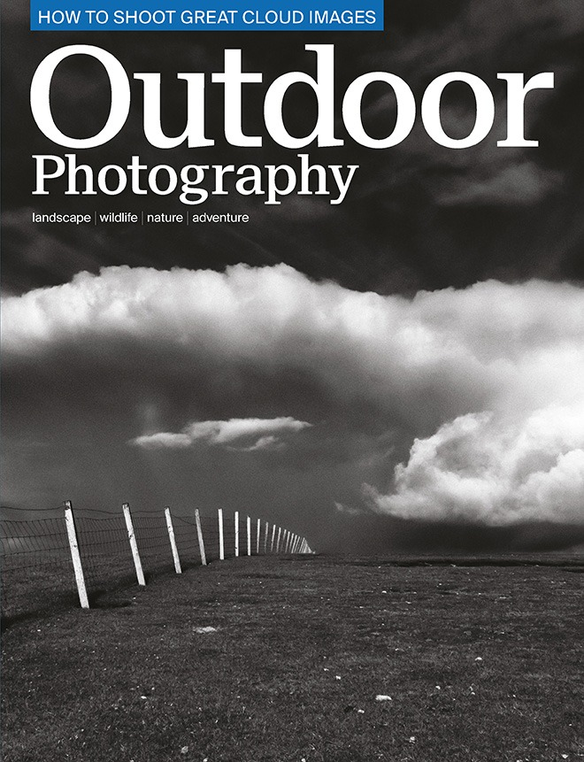 Outdoor Photography's December issue