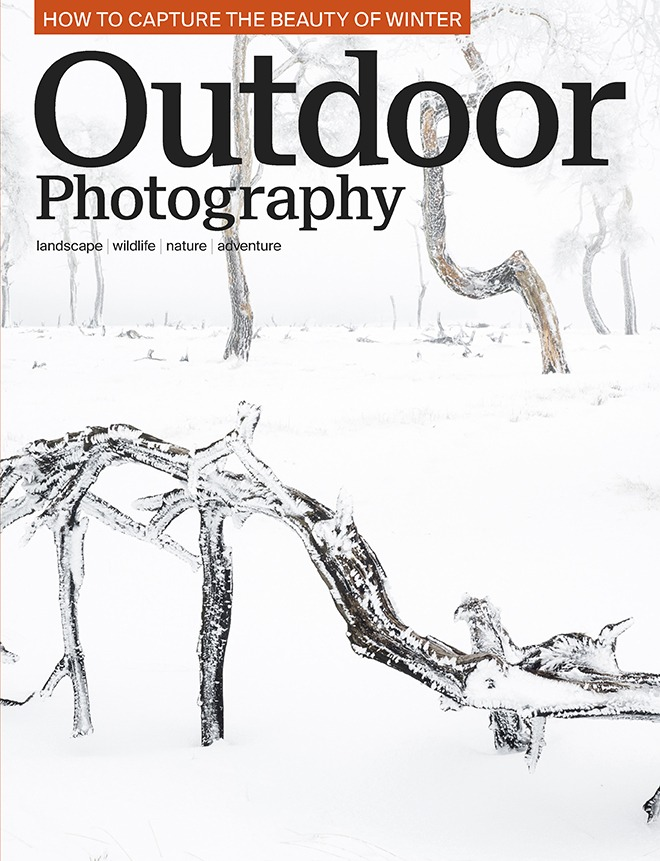 Outdoor Photography's February issue