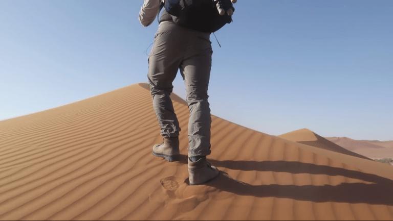 An adventure with Thomas Heaton