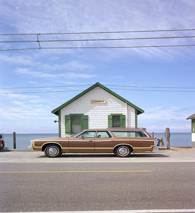 Joel Meyerowitz on the power of colour