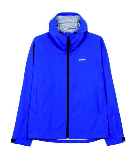Finisterre rainbird waterproof jacket